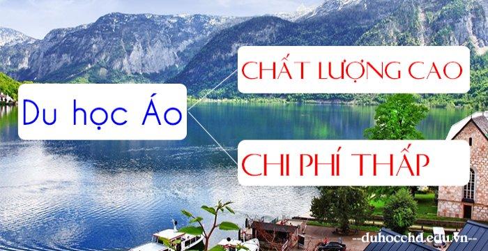 DU HỌC CHẤT LƯỢNG CAO – CHI PHÍ THẤP TẠI NƯỚC ÁO (Austria)