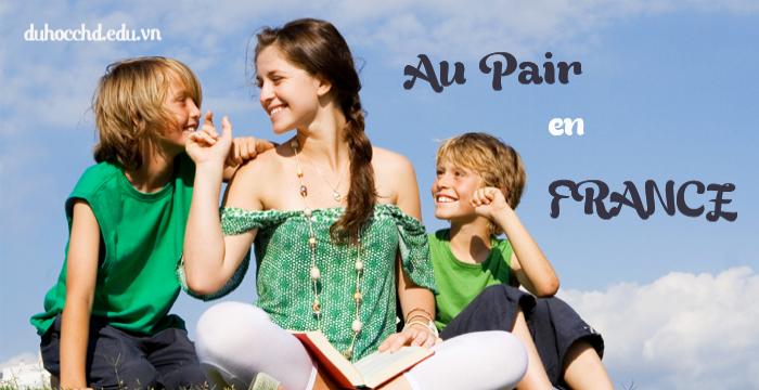 DU HỌC PHÁP MIỄN PHÍ - AUPAIR EN FRANCE