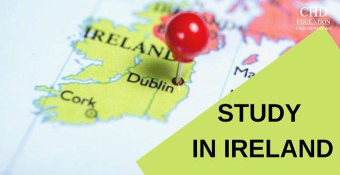 """DU HỌC IRELAND – NHỮNG TRƯỜNG CÔNG """"HOT"""" NHẤT 2021"""