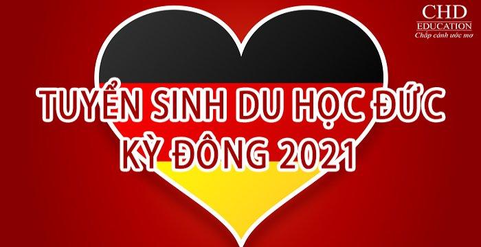 TUYỂN SINH DU HỌC ĐỨC KỲ ĐÔNG 2021