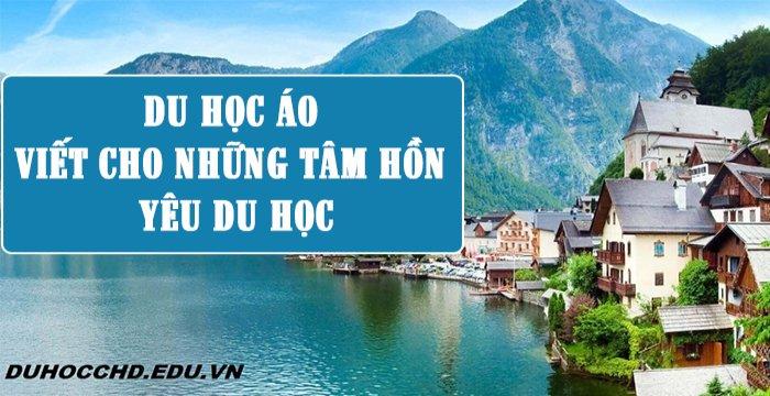 Du học Áo - Viết cho những tâm hồn yêu du học