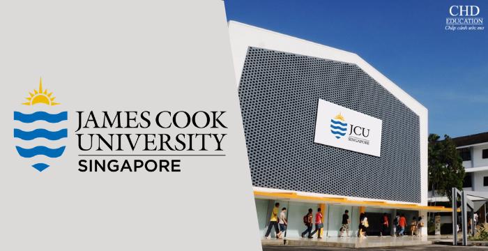 ĐẠI HỌC JAMES COOK SINGAPORE – CẬP NHẬT CÁC CHƯƠNG TRÌNH ĐÀO TẠO MỚI