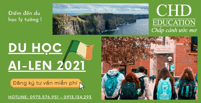 DU HỌC IRELAND 2021 - ĐIỂM ĐẾN DU HỌC LÝ TƯỞNG