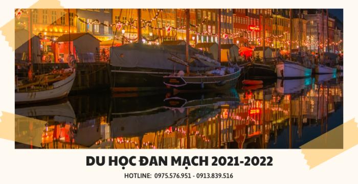 DU HỌC ĐAN MẠCH 2021-2022 CÓ GÌ MỚI?