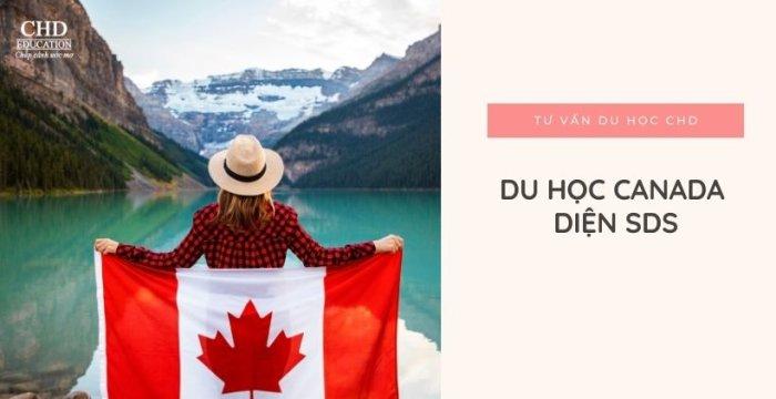 Điều kiện, hồ sơ du học Canada theo diện sds