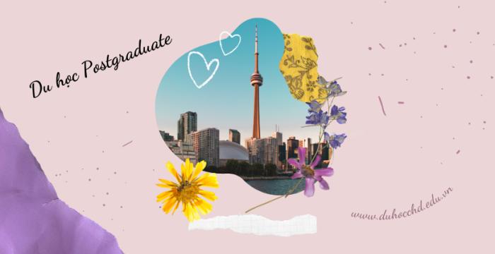 Du học Postgraduate tại Canada có nên không ?