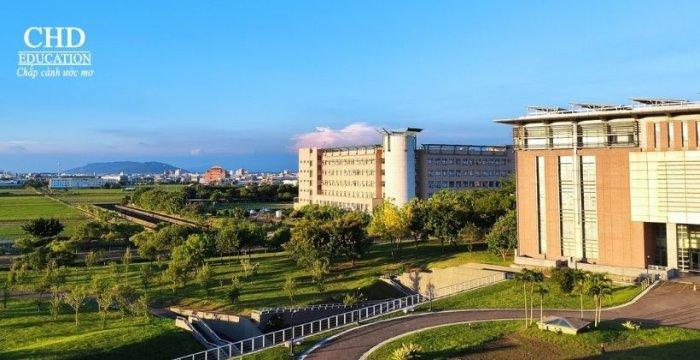 Đại học quốc gia Cao Hùng – National University of Kaohsiung(NUK)