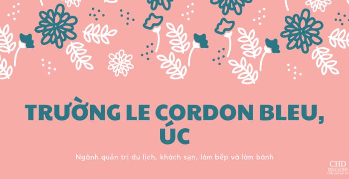 TRƯỜNG LE CORDON BLEU, ÚC