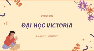 DU HỌC ÚC TRƯỜNG ĐẠI HỌC VICTORIA