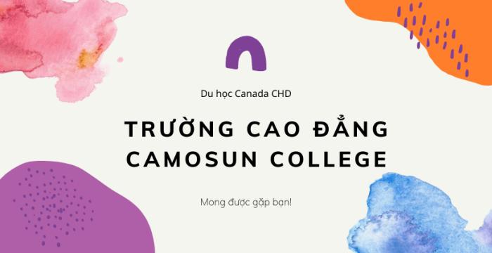 TRƯỜNG CAO ĐẲNG CAMUSUN COLLEGE