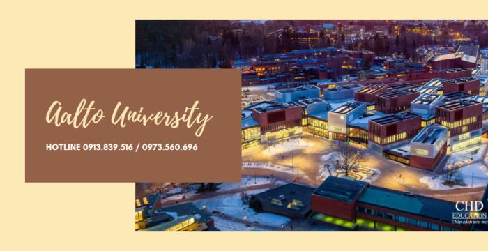 Đại học Aalto- Phần Lan