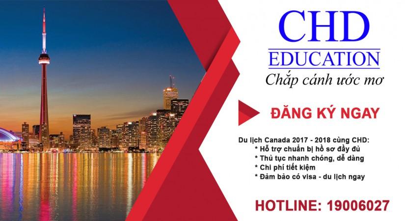 Bí Quyết Xin Visa Du Lịch Canada